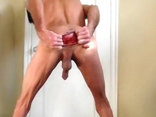 Stretching Anus and Ass Fisting Extreme