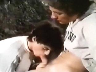 Sexy gay retro porn movie