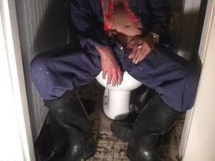 nlboots - toilet overalls boots
