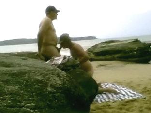 nude hunk at beach