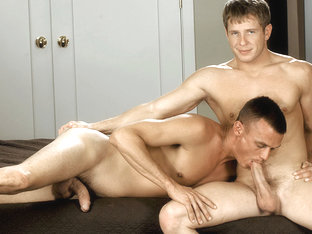 Tommy D & Bobby Brock in Tommy Frolicking In The Pool XXX Video