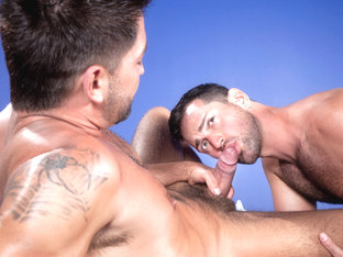 Members Exclusive XXX Video: Dominic Pacifico, Rich Kelly