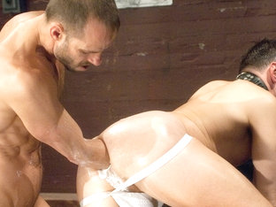 Evan Matthews & Michael Brandon in Bad Ass, Scene #02