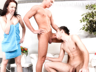 Aslan Brutti & David Ryder in My Boyfriend Is Gay #05 Video