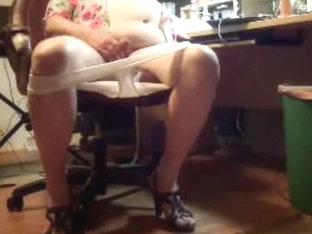 Grandpa stroke on cam 8