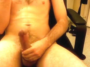 HornyStoner smokes and tokes (Ejaculation)