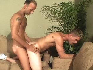 Blonde Boys Set Up On A Blind Date