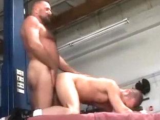 Horny male in exotic big dick, uniform homosexual adult scene