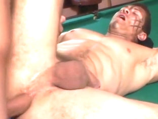 Sexy Guys Who Enjoys Sex Gets Tied And Fucked By Their Boss