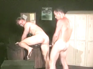 Incredible male in hottest uniform homo adult video