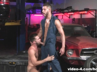 Mike De Marko & FX Rios in Auto Erotic Part 2, Scene #01 - HotHouse