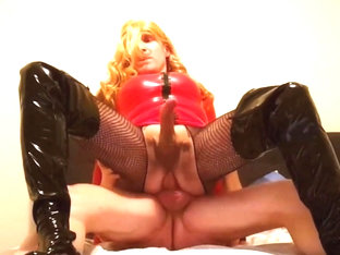 Tranny Anal Fuck Compilation - Big Cock Suleika Latex Porn