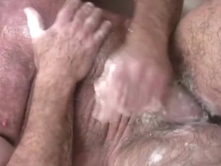 Sexy muscle daddy mikey shower jerk off   cum