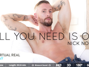 All You Need Is Oil - Virtualrealgay