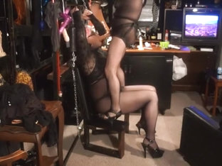 getting my mouth fucked