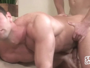 Sean Cody - Emmett & Shaw Bareback - Gay Movie