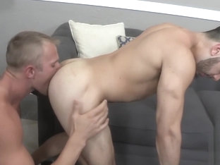 Blake Manny Bareback - Gay Movie - Sean Cody