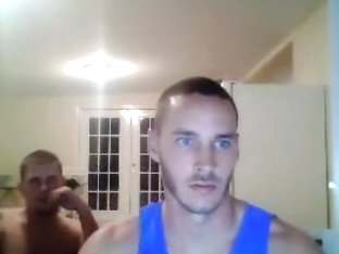 Str8 Handsome Shy Boy Shows His Big Bubble Ass 1stTime OnCam