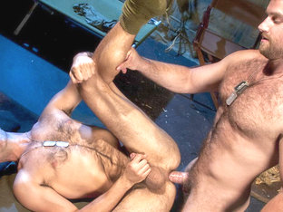 Heath Jordan & Conner Habib in Night Maneuvers, Scene #03