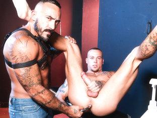 Alessio Romero & Sean Duran in Big Boy Toys Video