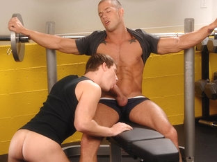 Rod Daily & Tyler Andrews in DAILY WORKOUT XXX Video