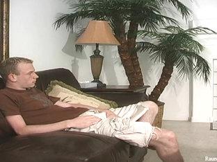 RaunchyTwinks Video: Trae Spencer subathes nude