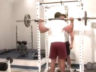 Cogiendo en el Gym