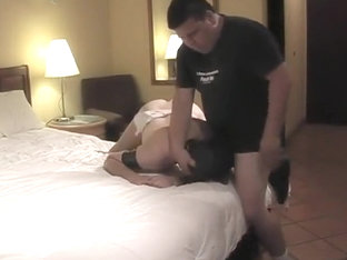 Submissive Guy Gets Fingered