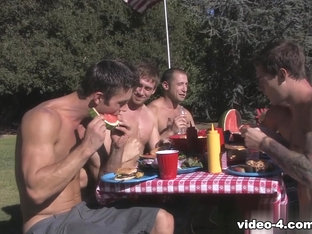 Bucks County 1 - Into The Wild XXX Video: Connor Maguire, Woody Fox