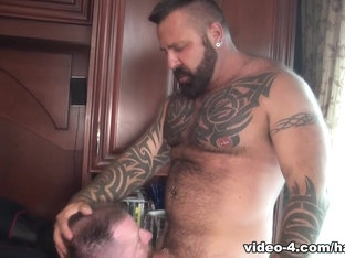 Marc Angelo and Canadad - HairyAndRaw