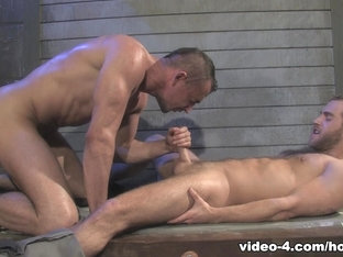 Shawn Wolfe & Tyson Reade in Hung Americans 2, Scene #01 - HotHouse