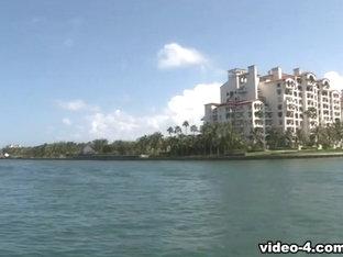 Sage Daniels in Miami Cum scene 4 - Bromo