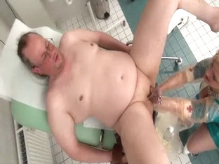 Horny homemade gay clip with Dildos/Toys, Fisting scenes