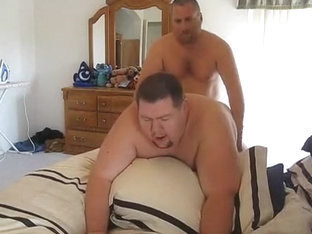 Large Bear Receives Rimmed and Screwed - Chub / Bear movie