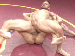 Muscle Matchup - Dirk Caber vs Hugh Hunter