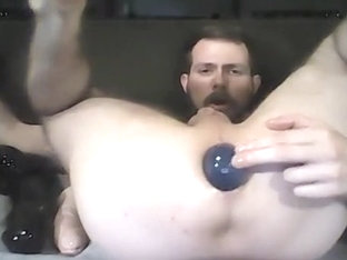 Alex fills his hole on cam