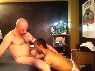 Troy and Enzo: Super Fuck N Suck, Pt. 1