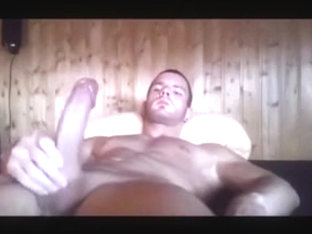 three masterbation scenes three nice hard cocks