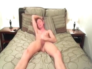 James Dane Jack-Off Movie Scene