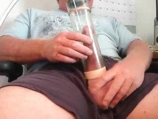 pump jack off pt1