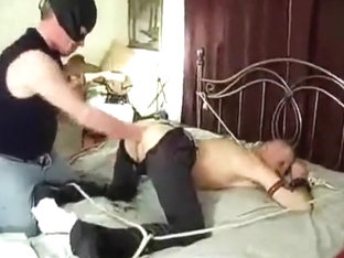 Bound, Torn, Toyed and Fisted!