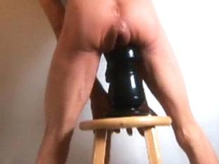 Ram and Cram Super Big Butt Plug Ass Stretching Fuck