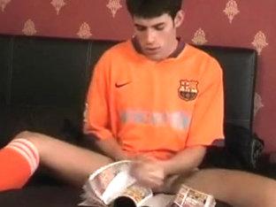 barcelona soccer stroke