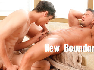 Cody Cummings & Kyle Lawrence in New Boundaries XXX Video