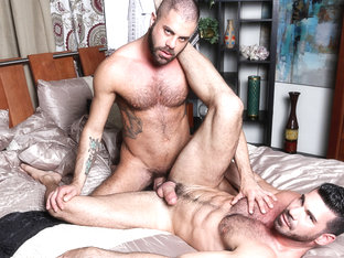 Marcus Isaacs & Billy Santoro in Bottom Diaries Chapter 3 Video