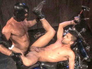 Dominic Pacifico & Bruno Bond in Hard Friction, Scene #04