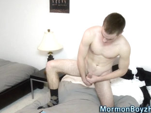 Mormons elders cum together
