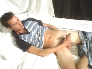 Crazy male pornstar in amazing dildos/toys, twinks homo porn clip