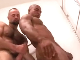 Hottest male in exotic interracial gay xxx clip