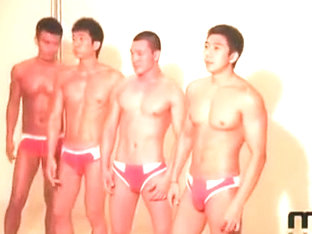 Asian Twinks Play